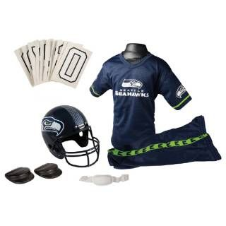 Good Check out the Franklin Sports FPZ NFL Seahawks Medium Uniform Set