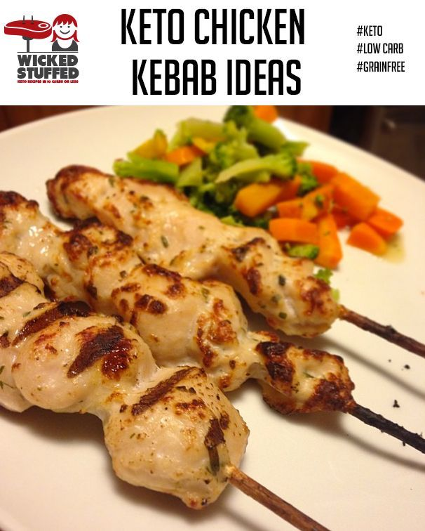 keto-chicken-kebab