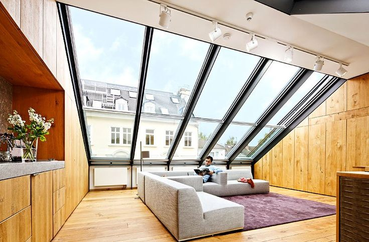 Architektenhäuser Partyzone unter dem Dach Bild 14 (mit