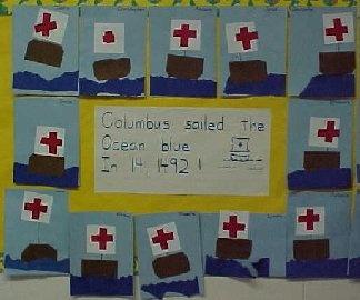 Chalk Talk: A Kindergarten Blog: Columbus