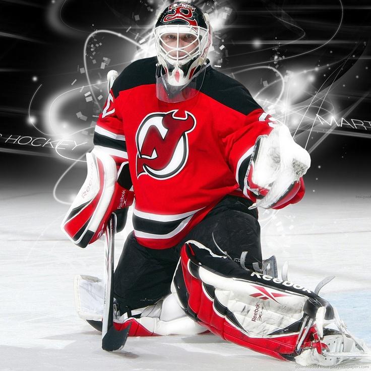 Martin Brodeur-New Jersey Devils
