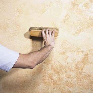 17 migliori idee su pittura pareti su pinterest - Tecnica per decorare pareti ...