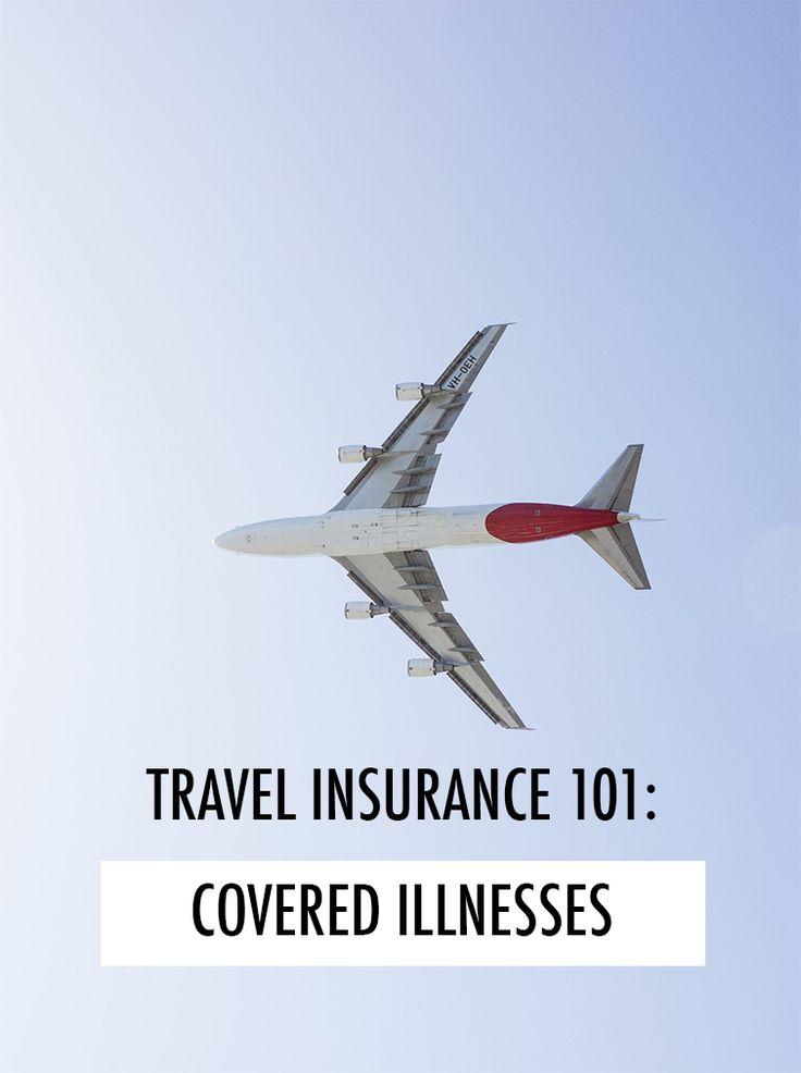 Travel insurance 101: Covered illnesses
