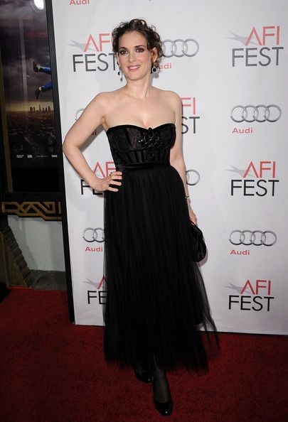 "Winona Ryder Photo - AFI FEST 2010 Presented By Audi - ""Black Swan"" Closing Night Gala - Arrivals"