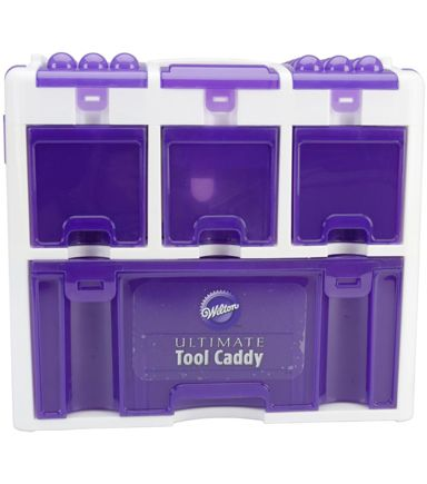"Ultimate Tool Caddy 12.5""X14.25""X8"" Purple, , hi-res"
