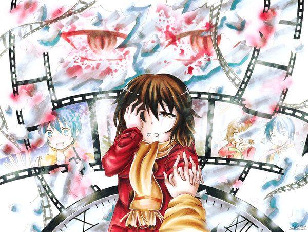 Erased (auch bekannt als Boku Dake Ga Inai Machi) – Kayo Hinazuki This … anime … HNNNNGH! R …