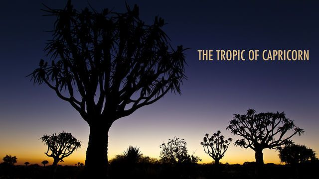 THE TROPIC OF CAPRICORN by Greg Kiss. This is production footage from my debut photo book & time-lapse short film THE TROPIC OF CAPRICORN.