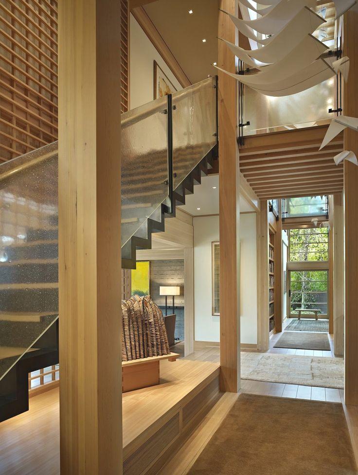 CONTEMPORARY ENGAWA HOUSE, SEATTLE