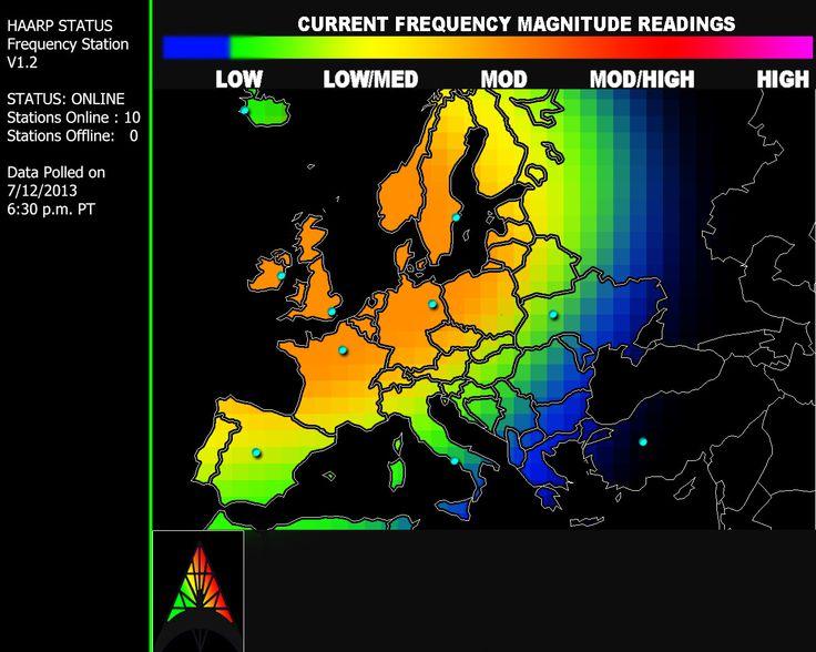 HaarpStatus Europe — TheWeatherSpace.comHaarp Status, North America, Theweatherspac Com, News Wℴrthi, Haarpstatus North, Glℴbal Amazing, Realtim Network, Glℴbal News, Haarpstatus Europe