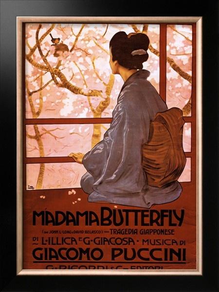 Puccini, Madama Butterfly - Opera