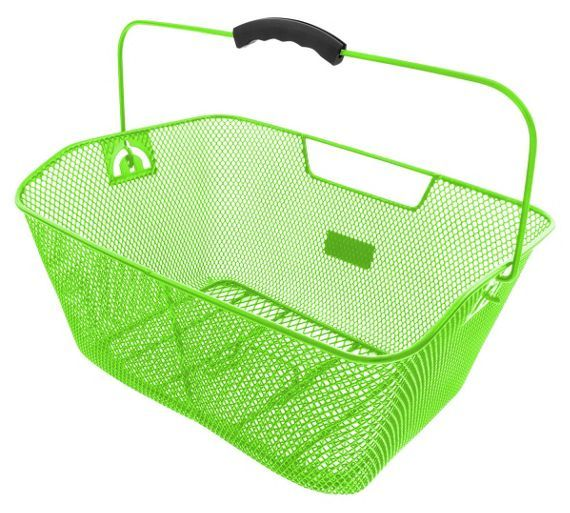 Buy M Wave BK617 Wire Basket at Argos.co.uk, visit Argos.co.uk to shop online for Bike accessories, Bikes and accessories, Sports and leisure