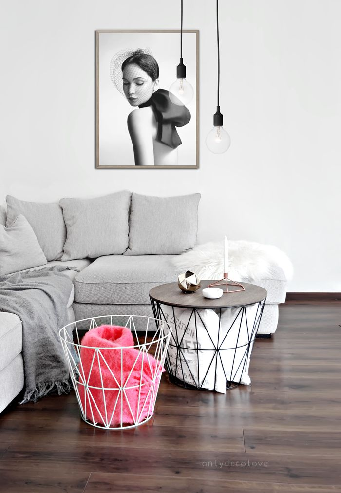 I have been looking for the perfect table for the living room for a while.   I wanted something that would be stylish, not too big and...