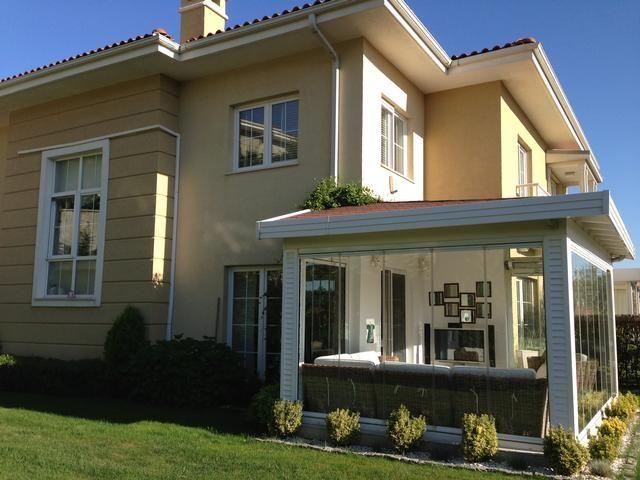 BAHÇEŞEHİR ESTONŞEHİR SATILIK İKİZ DUBLEKS CD TİPİ Satılık Villa