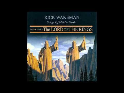 Rick Wakeman - Songs Of Middle Earth (Full Album) - YouTube
