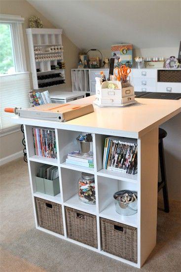 247 best Craft room ideas images on Pinterest | Craft organization ...