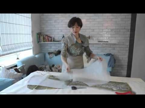 Felting Jacket Part 3 - YouTube