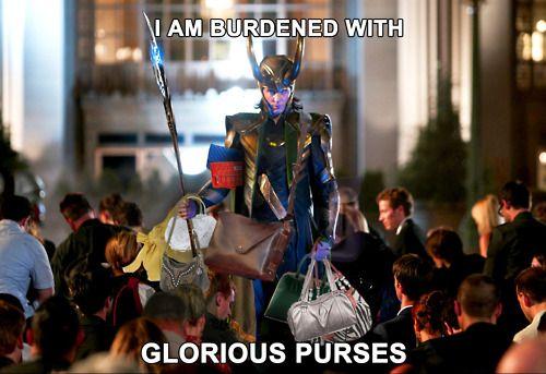 glorious purses