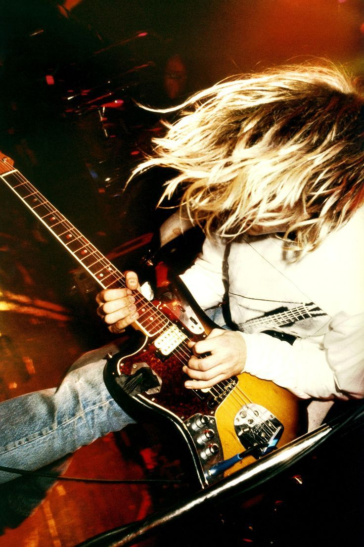 an introduction to the kurt cobain a musician Music docs: amy winehouse, kurt cobain among featured artists  ethan  hawke's documentary directorial debut, seymour: an introduction,.