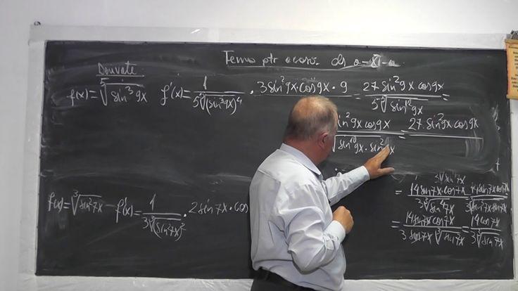 Lectia 999 - Derivate | Invatam sa derivam prin diverse exercitii - Tema...