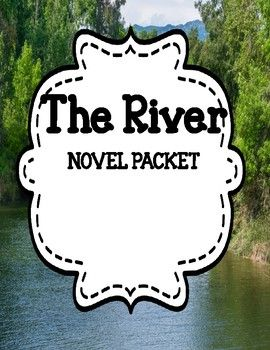 This resource is a novel study unit ( comprehension, vocabulary and some activities) based on the novel by Gary Paulsen - The River. This resource has all you need to teach in-depth comprehension skills for this novel. It has all the comprehension questions, some activities, lots of vocabulary activities and quizzes that cover a wide range of skills.