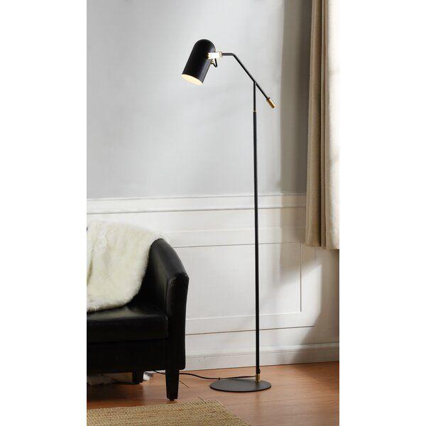 Faucher 61 Reading Floor Lamp Reading Lamp Floor Floor Lamp