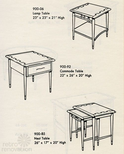 Vintage Lane Acclaim catalog   showcasing 48 pieces in this classic  furniture design favorite. 25 best Furniture   Lane images on Pinterest   Mid century