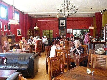 Red Velvet Lounge, Cygnet Tasmania