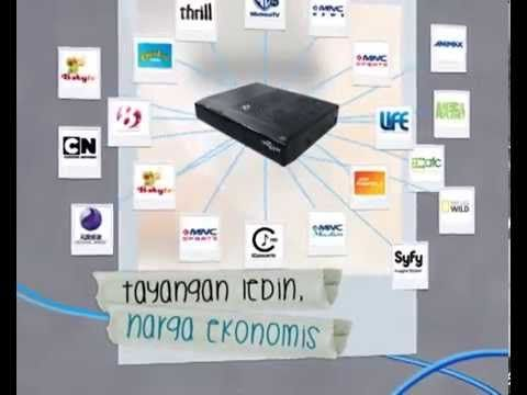 Indovision Multi Decoder