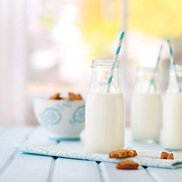 Petite bouteille de lait en verre  Minimall.fr