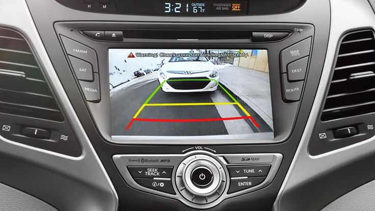 2014 ELANTRA COUPE WITH AVAILABLE REARVIEW CAMERA Visit http://www.hyundaigreenvalley.com/