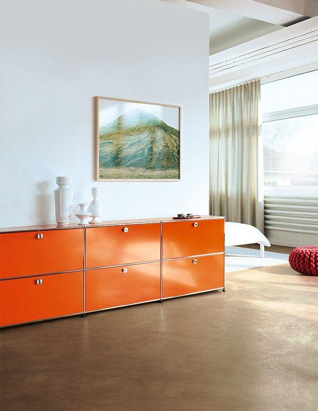 die besten 25 usm haller ideen auf pinterest usm haller sideboard usm und usm sideboard. Black Bedroom Furniture Sets. Home Design Ideas