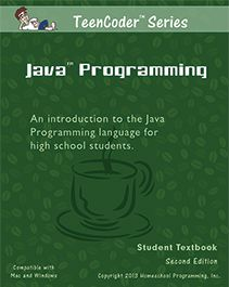 TeenCoder: Java Programming / Homeschool computer programming courses for kids and teens