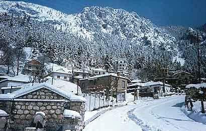Pertouli Trikala. One of the prettiest villages ....