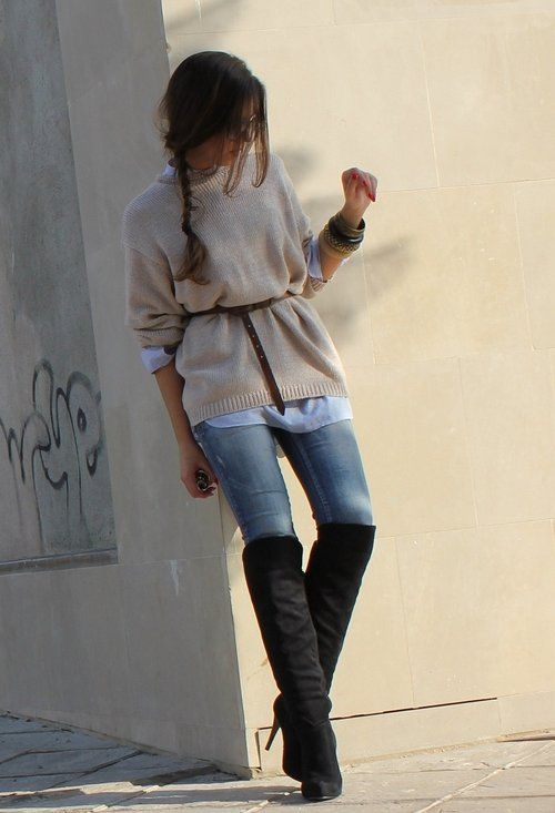 Look cuissardes