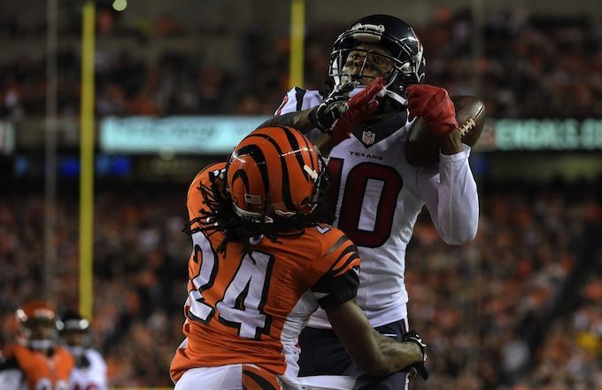 Incredible Touchdown Catch by DeAndre Hopkins Help Defeat Bengals