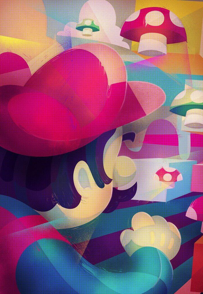 """Carlos Lerma """"Triforce - Courage"""" (Mario)"""