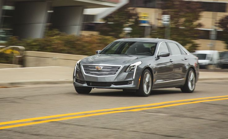 2018 Cadillac CT6 In-Depth Review: A Luxury Shell with a Sporty Center