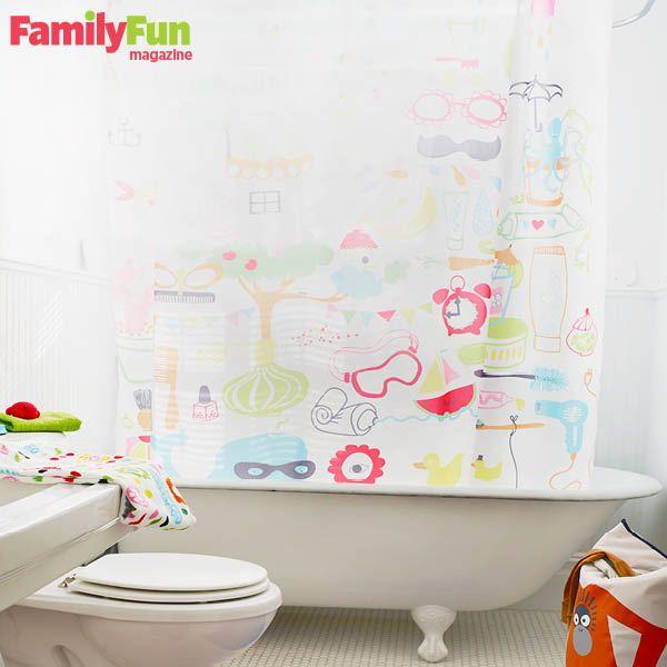 7 Kid-Friendly DIY Bathroom Ideas