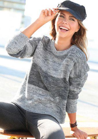 Melírovaný pulovr #ModinoCZ