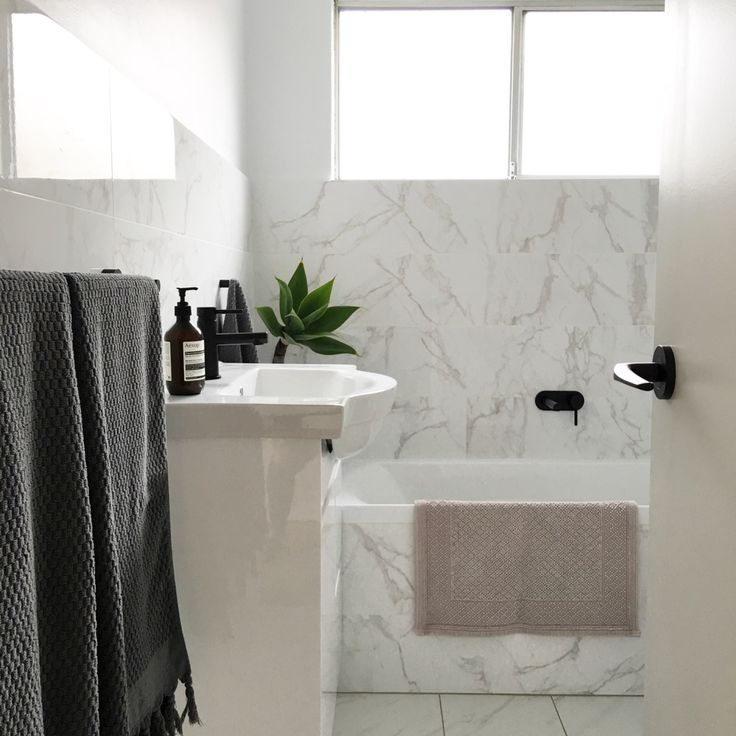 Luke's bathroom renovations recently completed bathroom in Carlton, Sydney