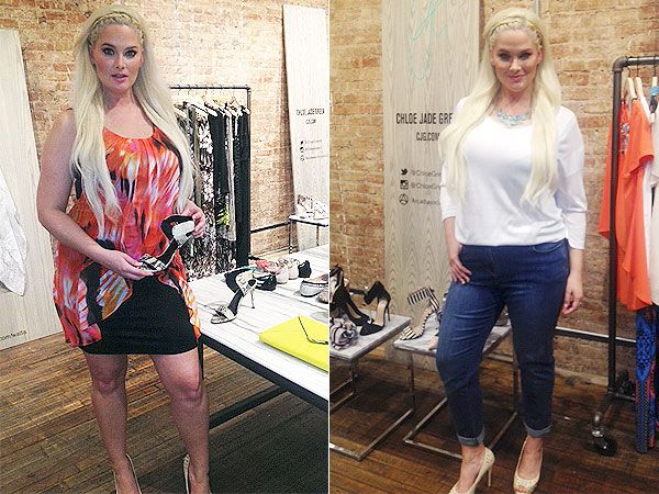 Plus-Size Model Whitney Thompson Shares Her Top Style Tips For Curvy Girls #plus #fashion #style