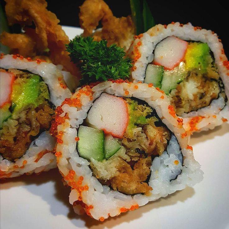 #sushijoobu #spider #roll #sushi #japanesefood #foodpor #foodies #jakarta