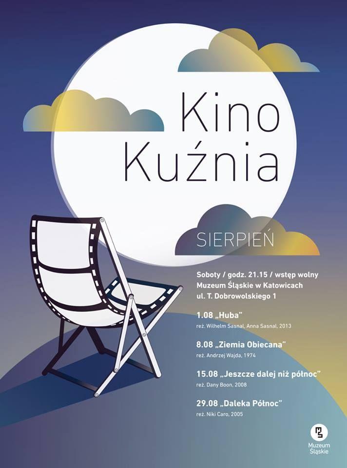 Kino Kuźnia / sierpień