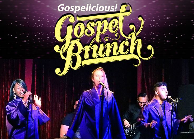 'Gospelicious' Gospel Brunch Rocks Incanto Puerto Vallarta - Learn more about this photo here: http://bit.ly/2CHzcN9
