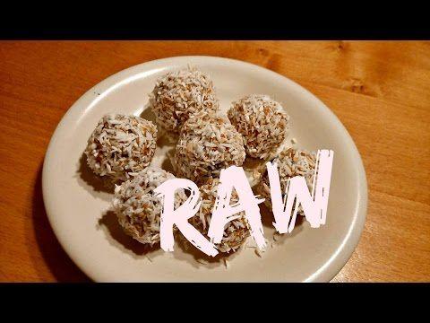 (CZ) !! LAST MINUTE raw vegan vánoční cukroví | carbedupmarketa - YouTube