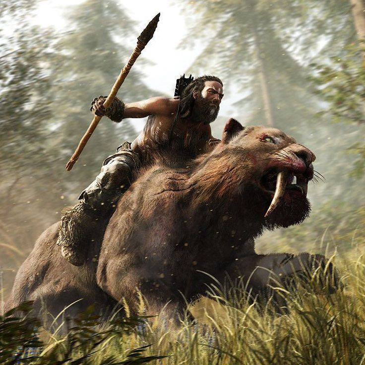 Ride into battle in style in #FarCry Primal! by ubisoft