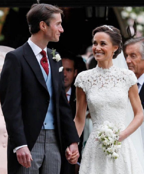 Gossip, Pippa Middleton si è sposata: i costi di un matrimonio reale e sfarzoso