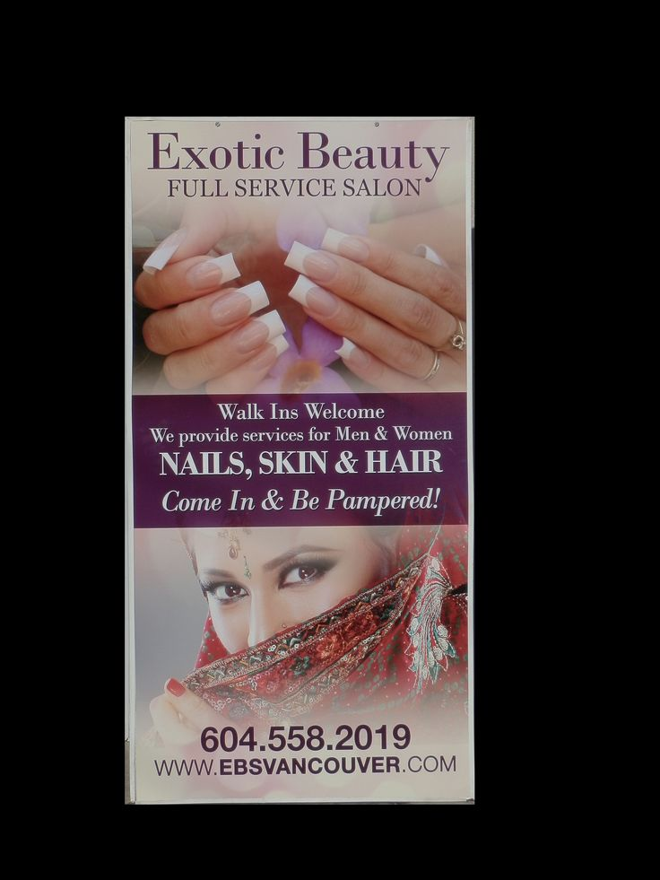 7 best Exotic Beauty Salon in Vancouver, BC images on Pinterest ...