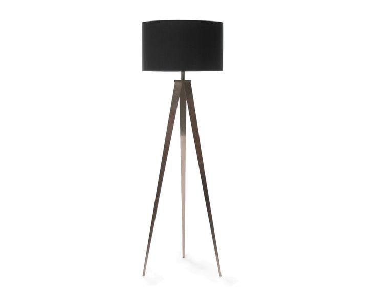 TRIPOD - Floor lamp - Black
