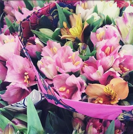 Marni flowermarket Milano